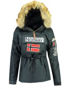 Geographical Norway de niño
