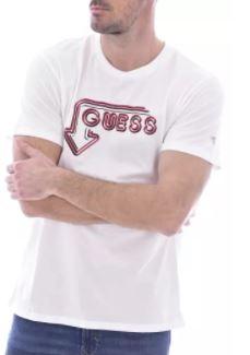 guess camiseta hombre