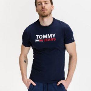 Camiseta marca hombre de Tommy Hilfiger para hombre