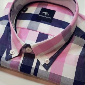 camisa de manga corta dos galgos 3667