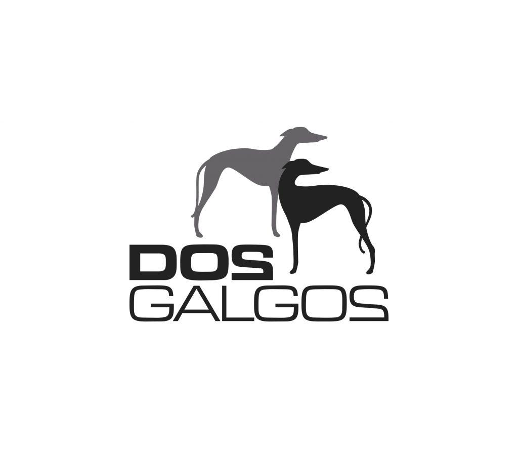 LOGO DE dOS GALGOS