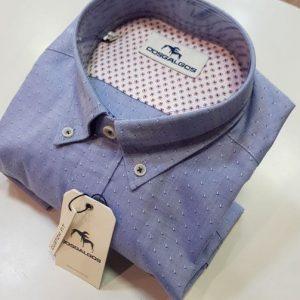 camisa de hombre dos galgos 3701