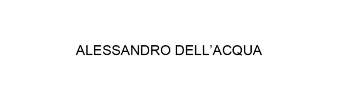 logo-alessandro dell¨acqua